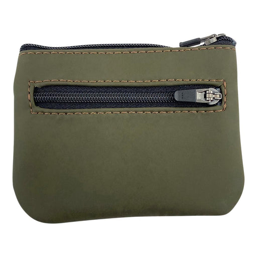 Copy of Fruit & Vegetable Leathers Zippered Coin Pouch