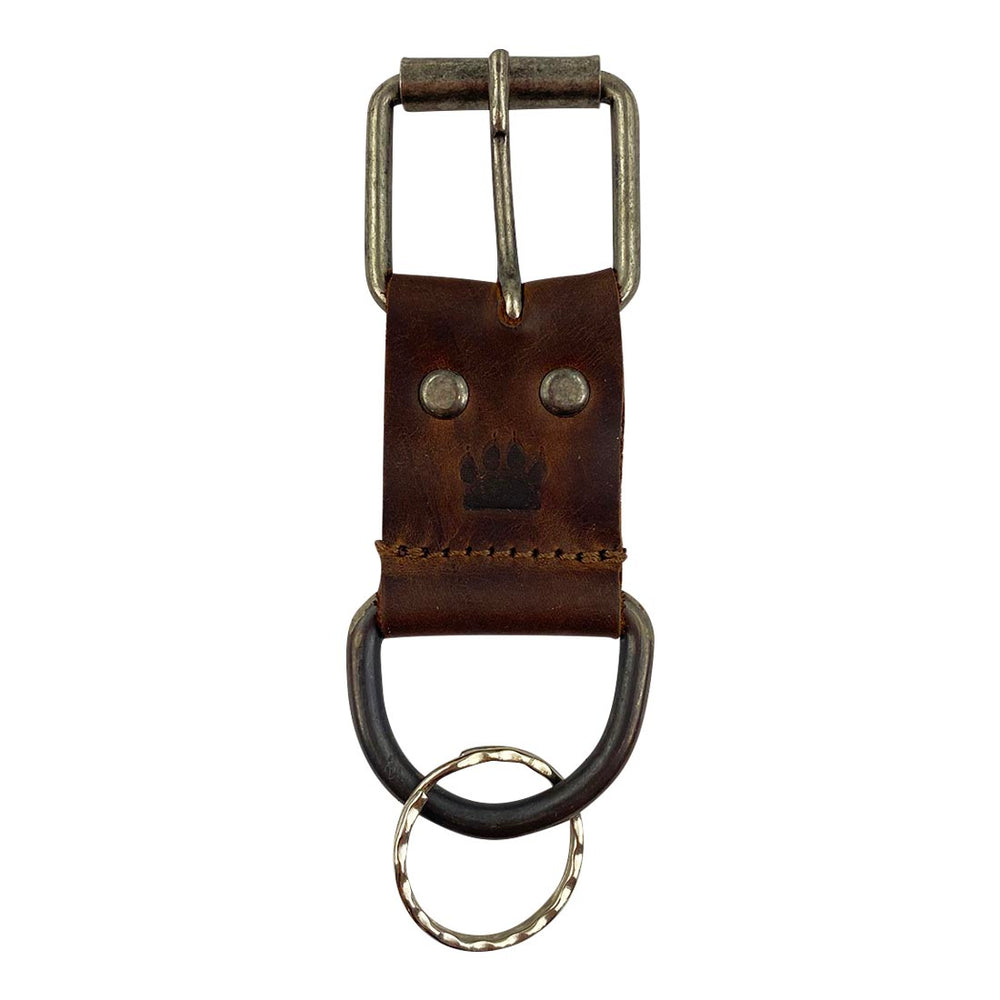Big Dog Collar Keychain