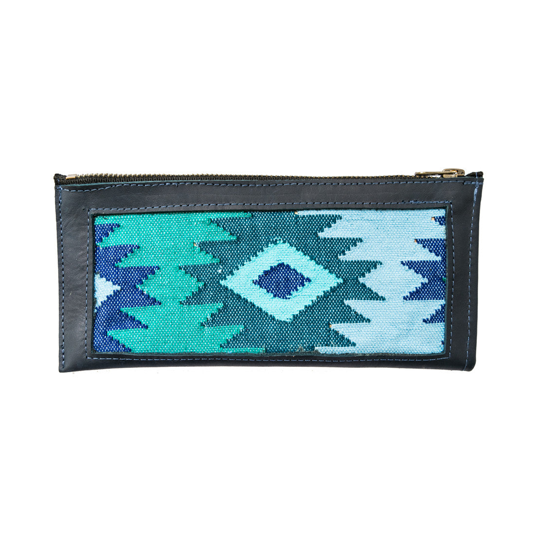 Native Comalapa Zipper Wallet - Hide & Drink