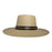Angel Eyes Wide Brim Hat Handmade from 100% Oaxacan Cotton - Dark Brown