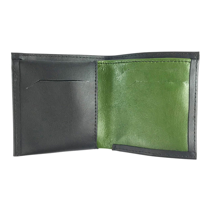 Fruit & Vegetable Leathers Tricolor Wallet