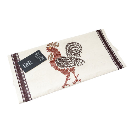 Backstrap Loom Rooster Placemat