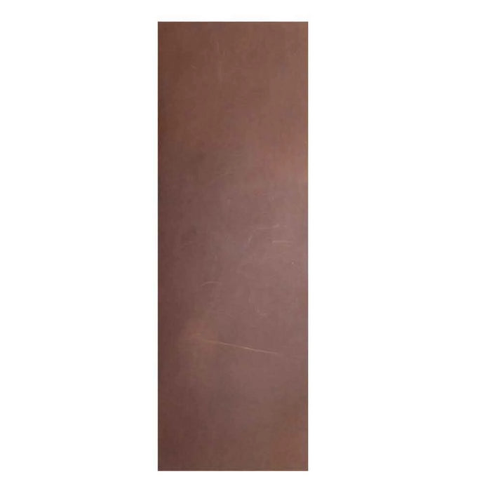 Thick Leather Rectangular Scraps 5 x 14 in. (2 Pack)