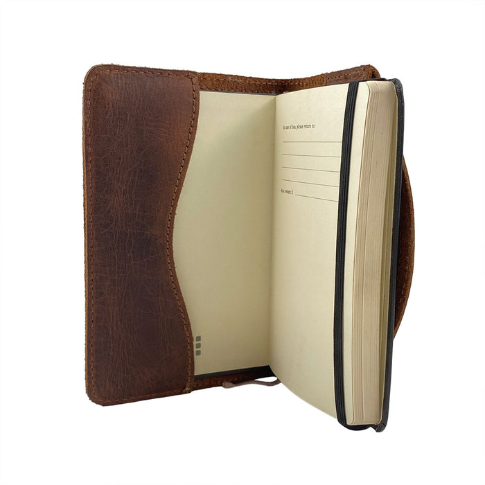 Hard Cover Notebook Protector Pocket (3.5 X 5.5 in.) Notebook NOT Included