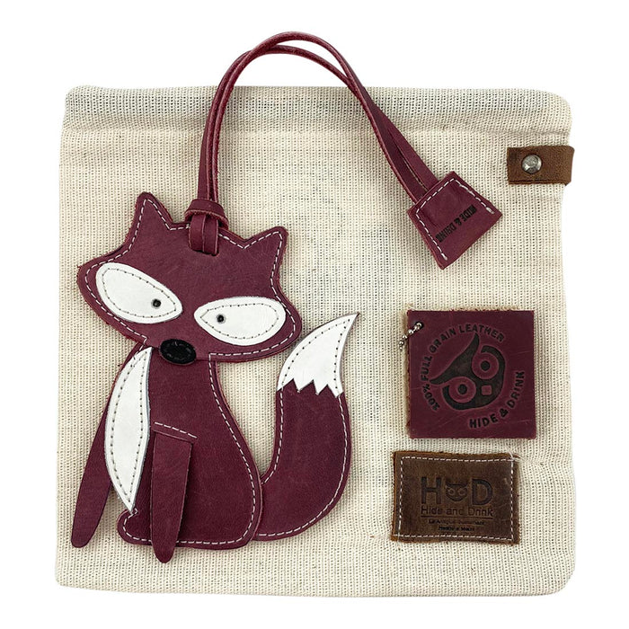 Fox Bag Ornament