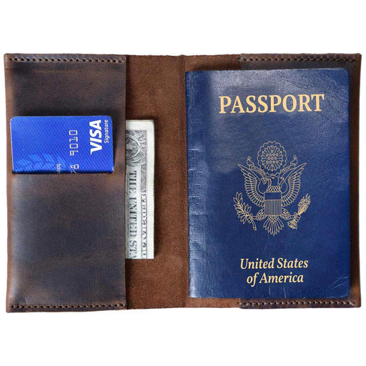 Passport Case With Card Holder