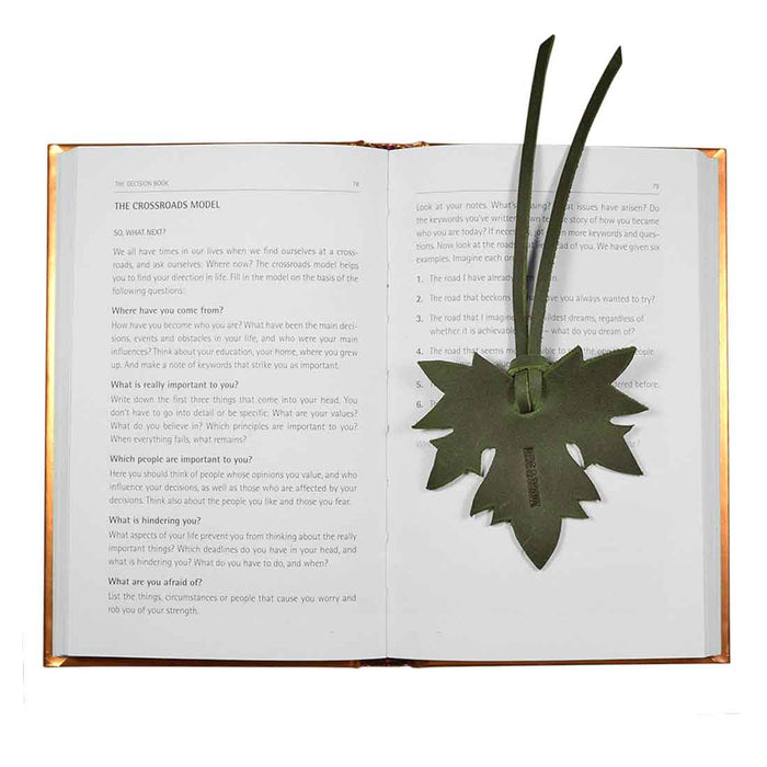 Autumn Bookmark (3 pack)
