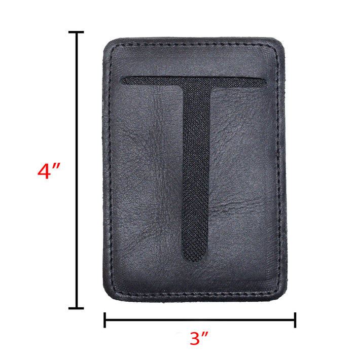 T-Cut Card Holder