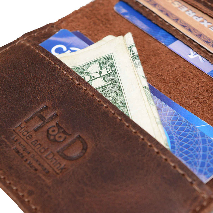 Bifold Horizontal Card Wallet