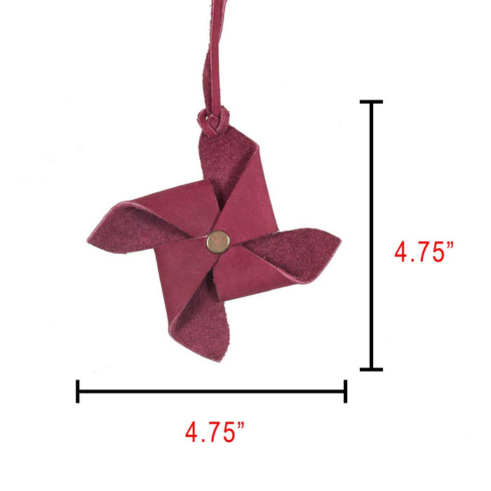 Pinwheel Christmas Ornament (6 pack)