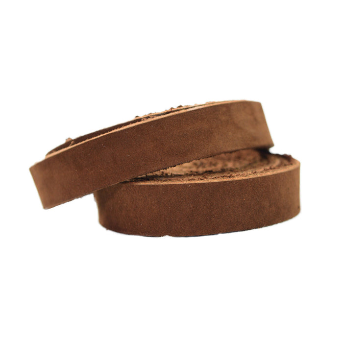 "Leather Strap 1/2"" Wide, 1.8mm Thick"