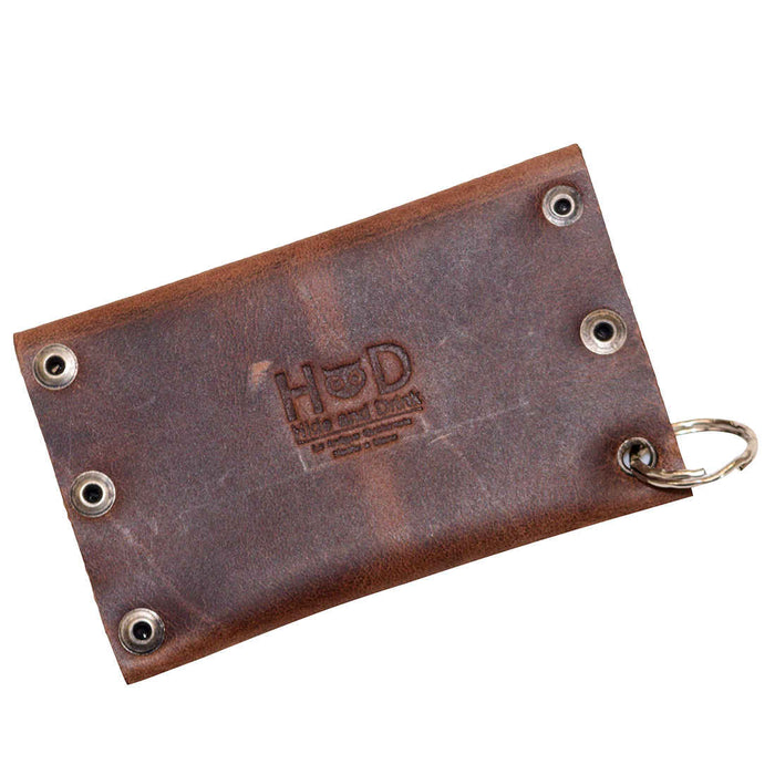 Riveted Envelope Keychain