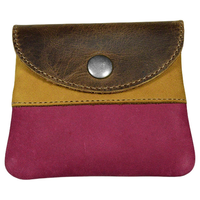 Colored Coin Purse