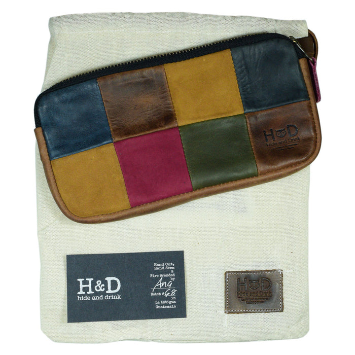 Multicolored Wallet