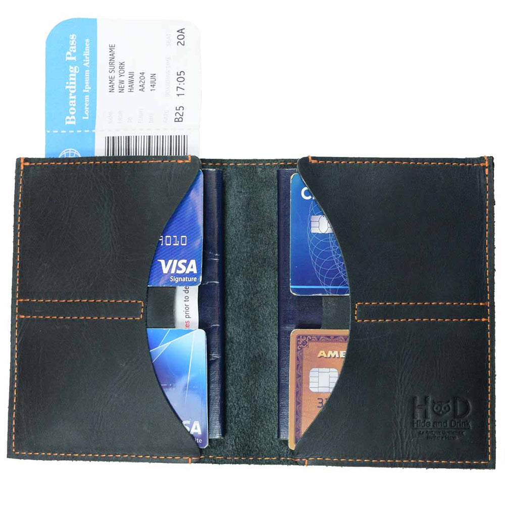 Passport & Card Holder