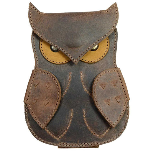 Owl Guitar Pick Case