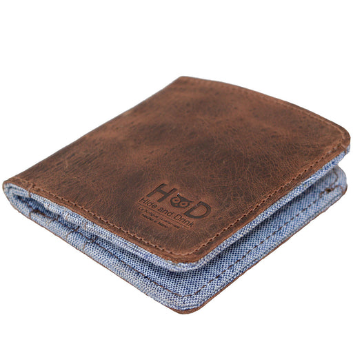 Denim Wallet Petoskey