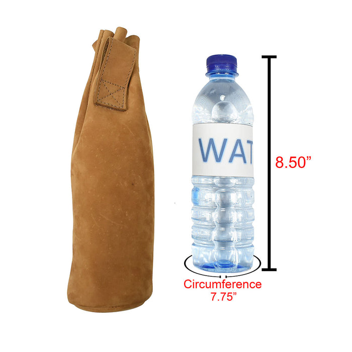 Medieval Pouch Bottle Holder