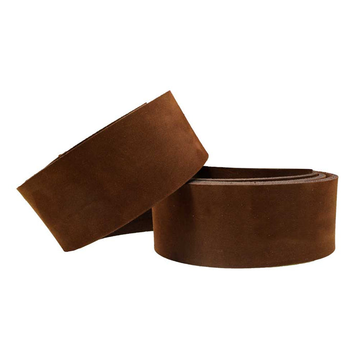 "Thick Leather Strap 60"" Long, 1.50"" Wide, 3.5mm Thick"