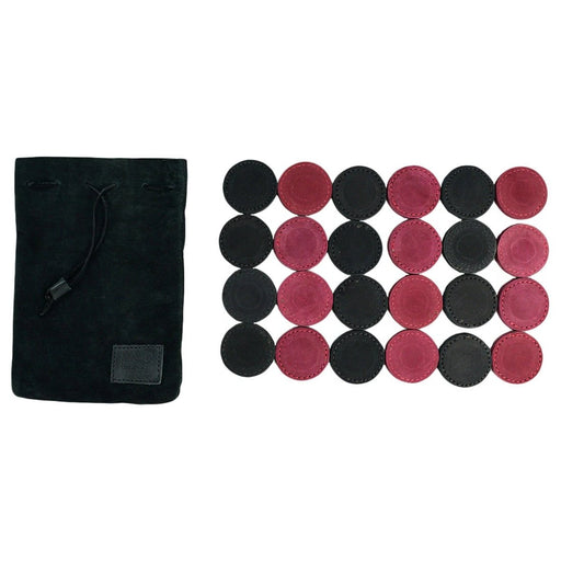 Checkers Set (24 pieces)