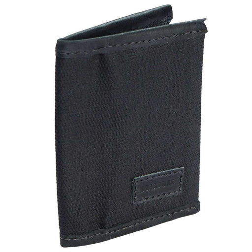 Slim Canvas Card Holder