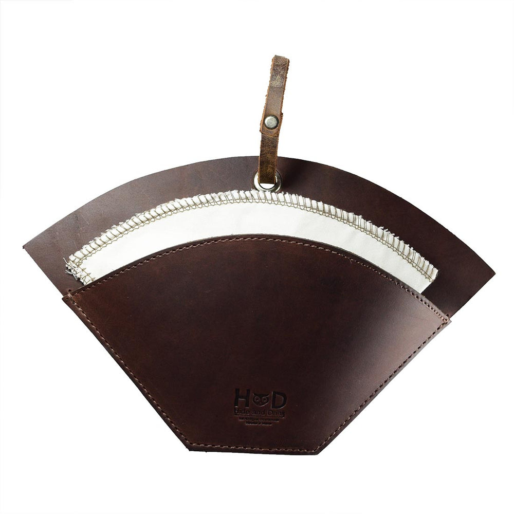 Coffee Filter Holder With Strap