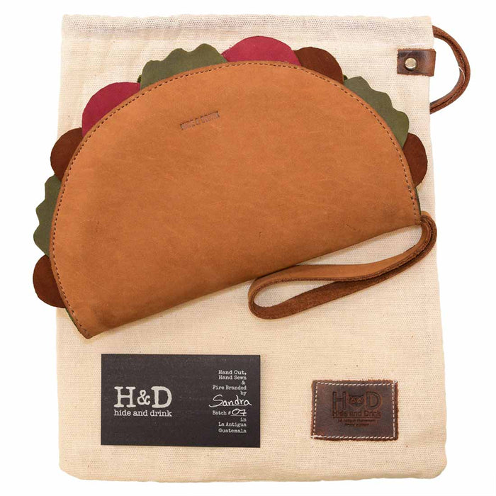 Multipurpose Taco Wallet