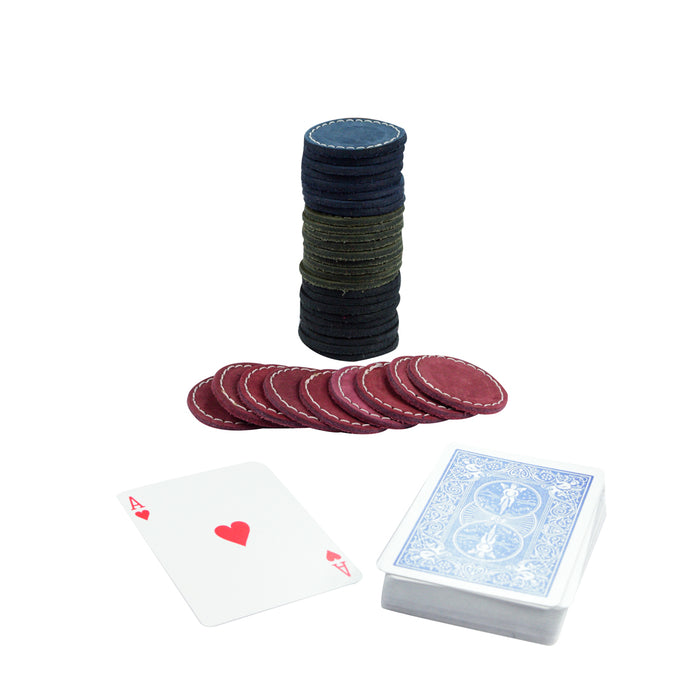Poker Chips (Set of 100)