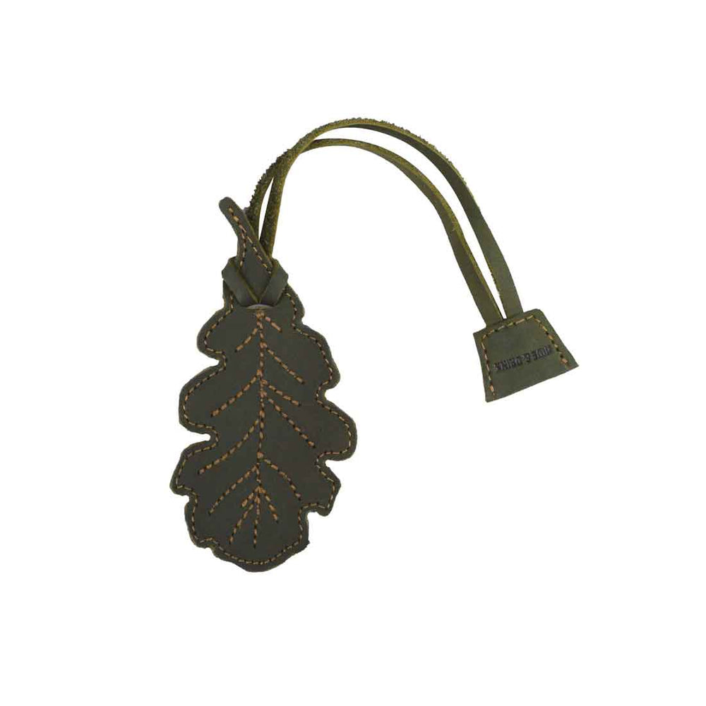 Leaf Luggage Tag