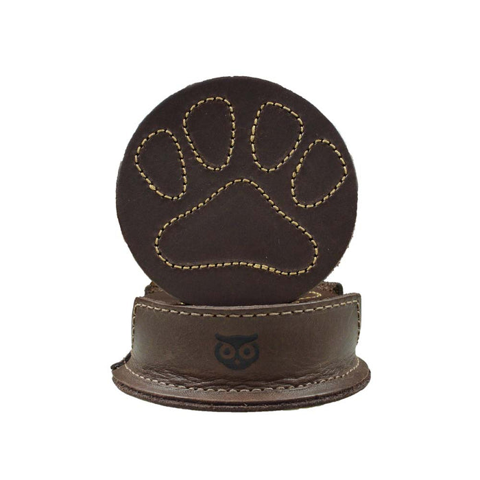 Doggy Paws Coaster Set (6-Pack)