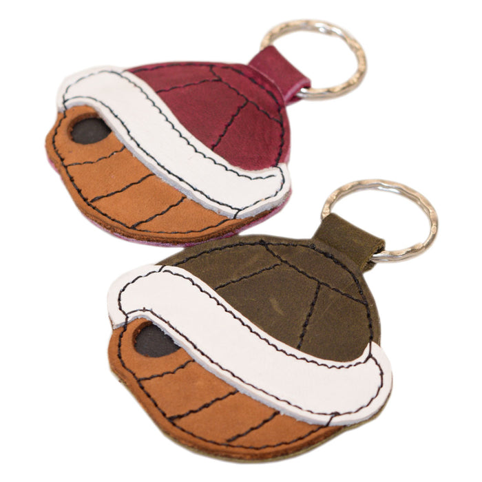 Turtle Shells Keychains (2 pack)