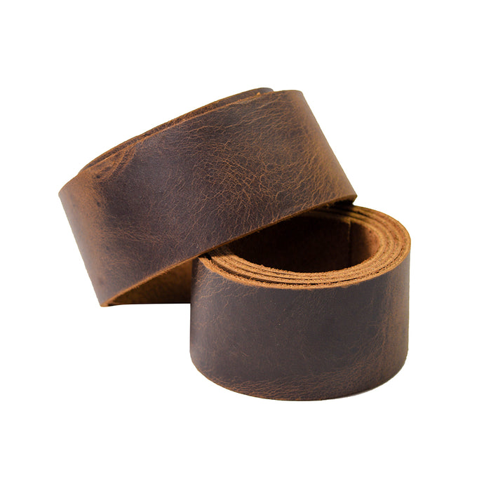 "Leather Strap 1.50"" Wide, 1.8mm Thick"