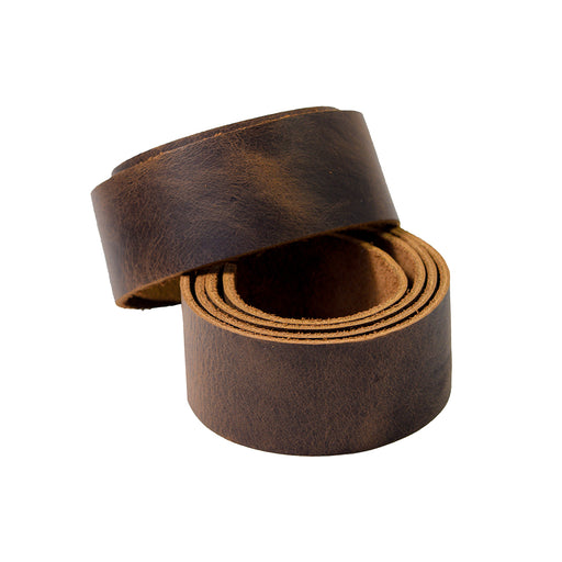 "Leather Strap 1.25"" Wide, 1.8mm Thick"