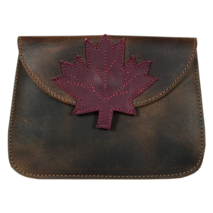Maple Leaf Card Wallet