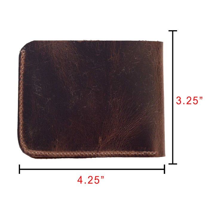 Rounded Bifold Wallet