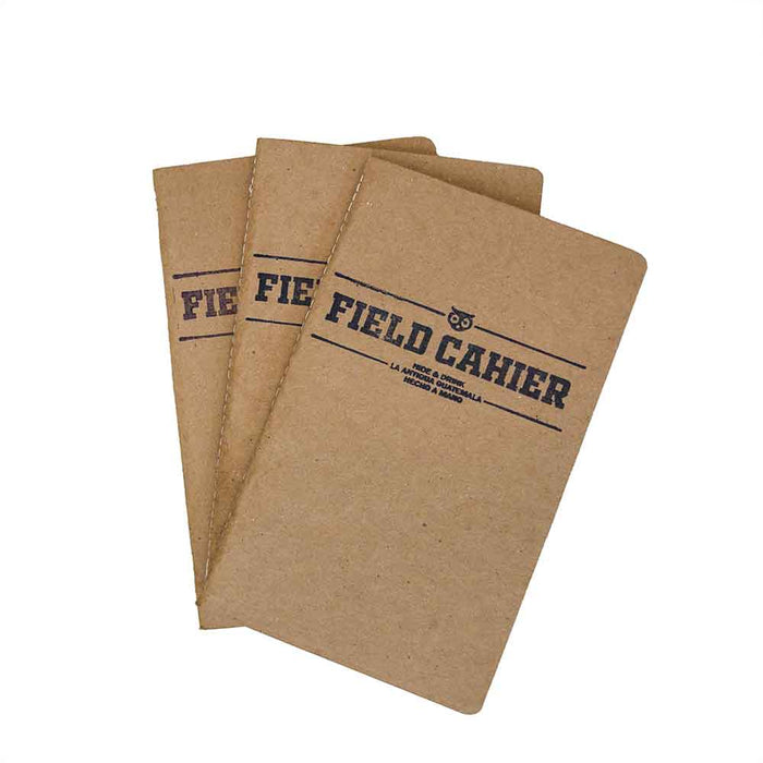 Handmade Notebooks (3 Pack)