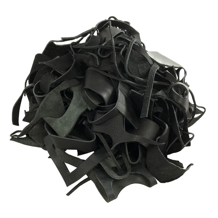 Cow Leather Chips & Scraps (1 Pound)