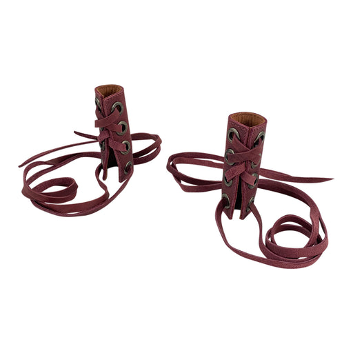 Leather Hair Ties