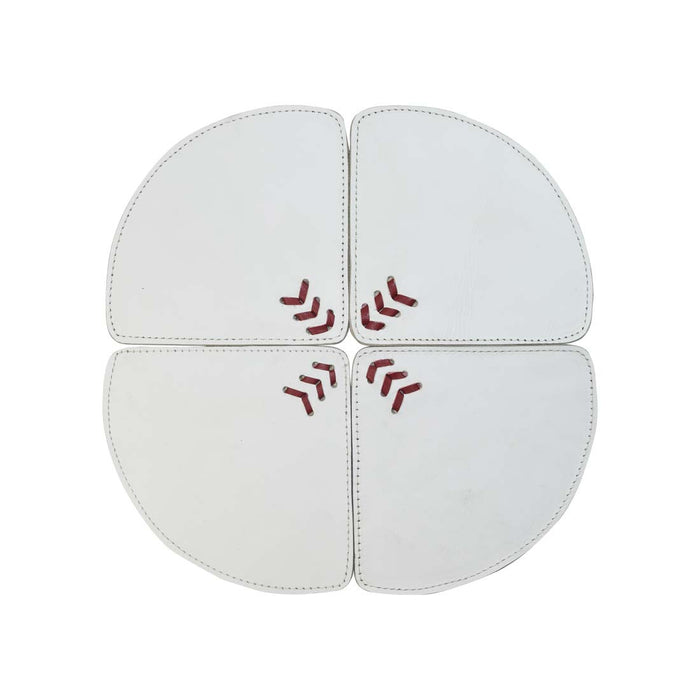 Baseball Coasters (4 pack)
