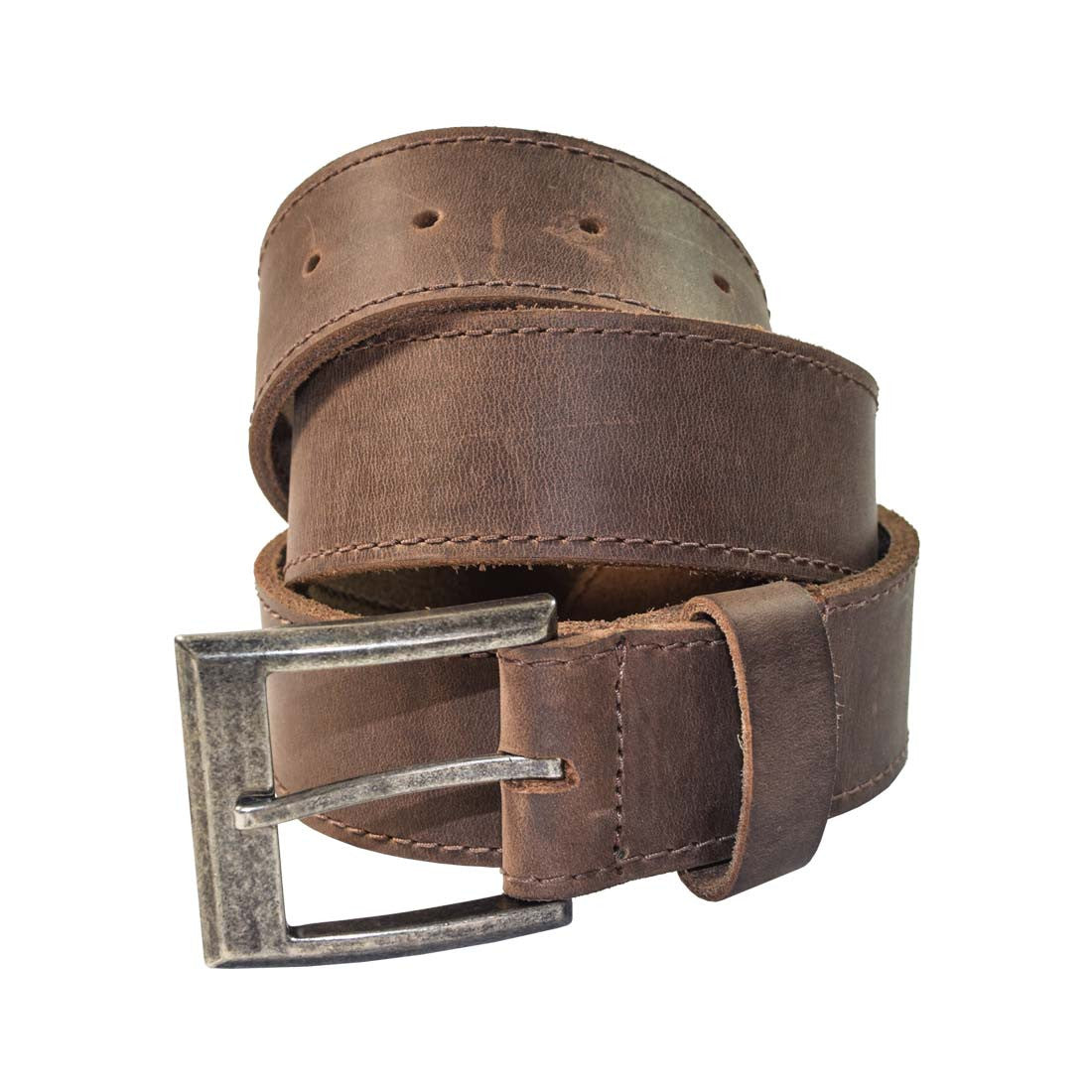 14b9b2013a8 Men's Thick Leather Belt With Inner Pocket - Hide & Drink
