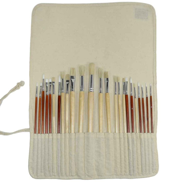 Paint Brush Roll-Up