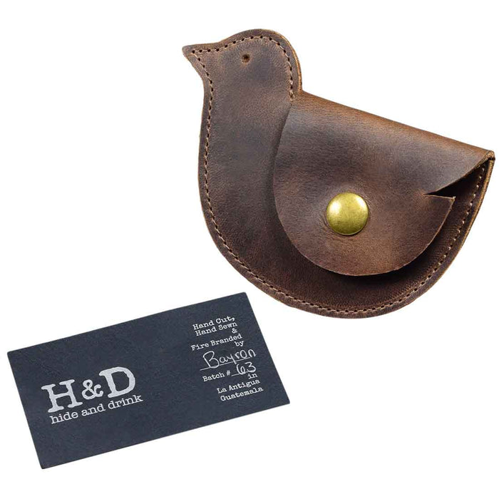 Pigeon Coin Pouch