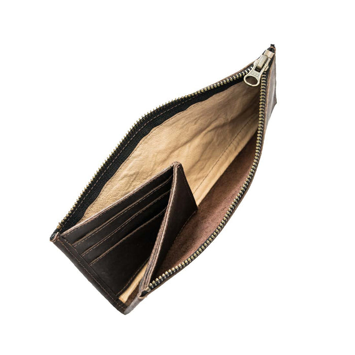 Native Comalapa Zipper Wallet
