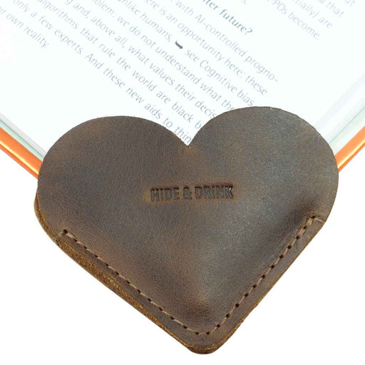 Corner Heart Bookmark (2 pack)