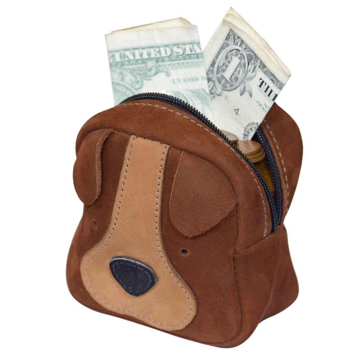 Dog Face Mini Backpack