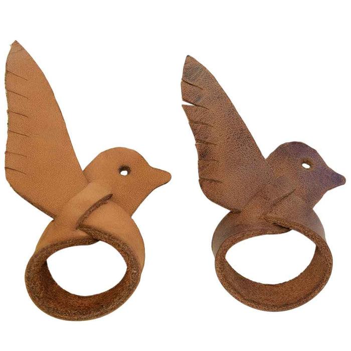 Friendship Dove Rings