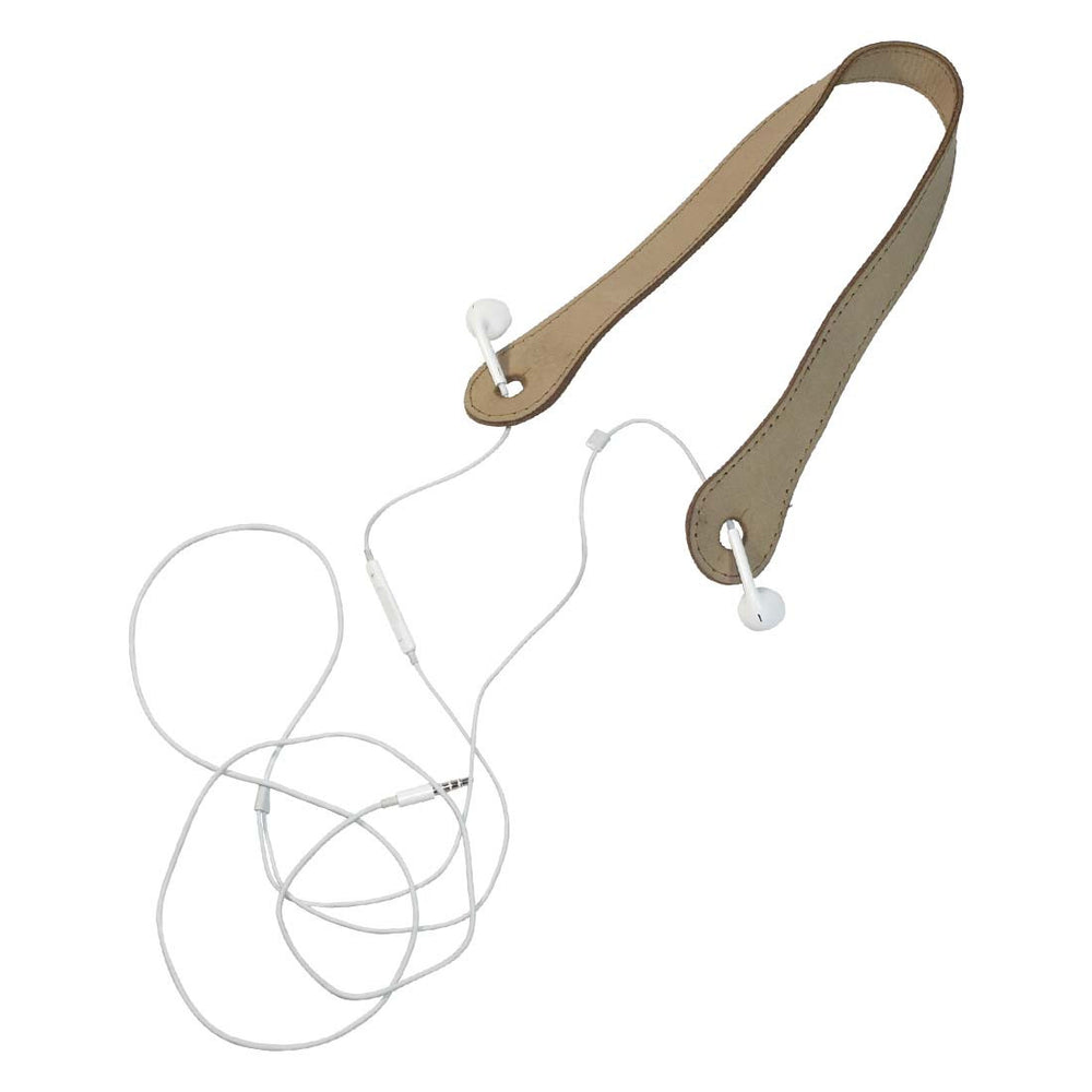 The ''Joaquin'' Earbud Croakies