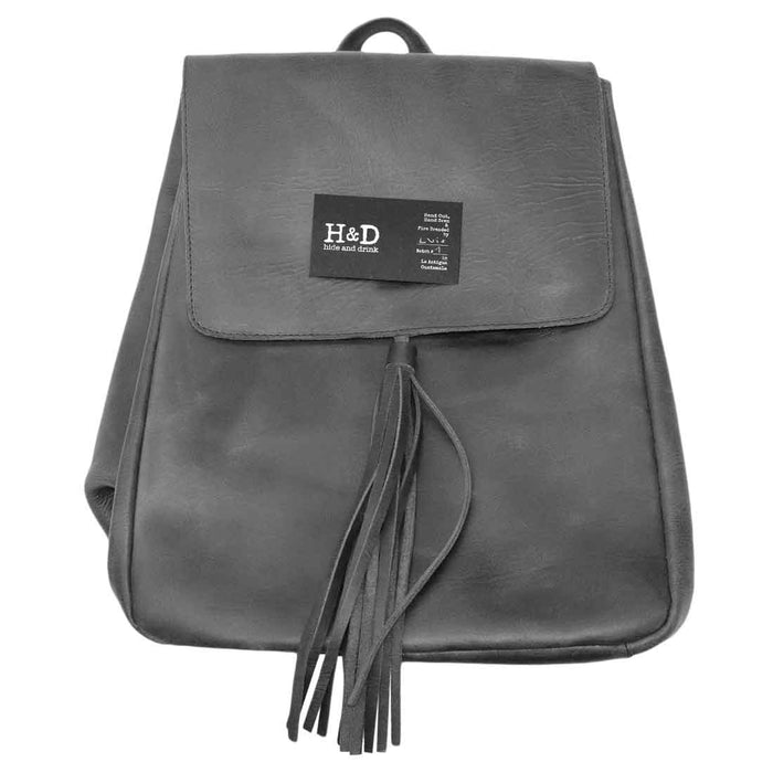 Backpack With Tassel