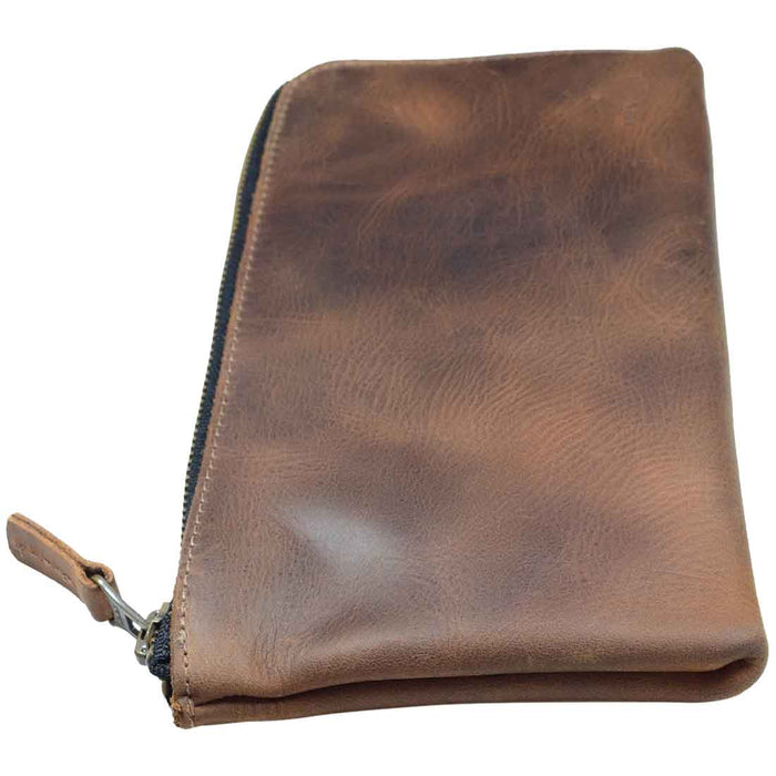 Large Zippered Wallet
