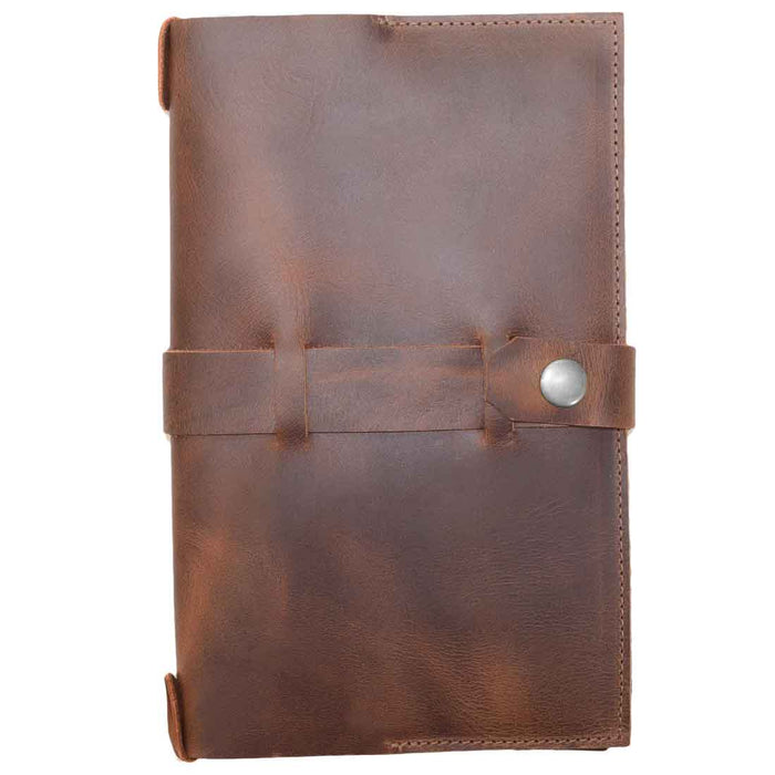 Riveted Field Note Cover & Notebook (5 x 8.25 in.)